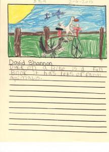 YK David Shannon drawing