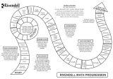 Rivendell Math Progression