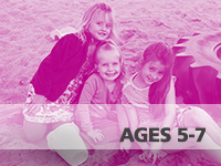 Summer Camps for ages 5-7
