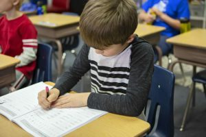 Rivendell School Writing