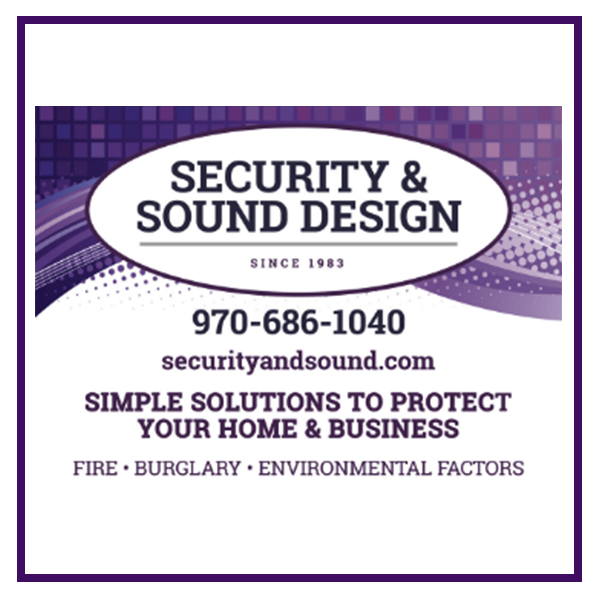 Security and Sound Design